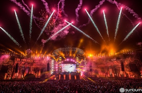 Sunburn 10 Generates INR 250 Cr. Business for Pune Economy Reveals Percept