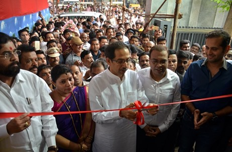 OMCPL Successfully Launches the Courtyard Community Park in Thane