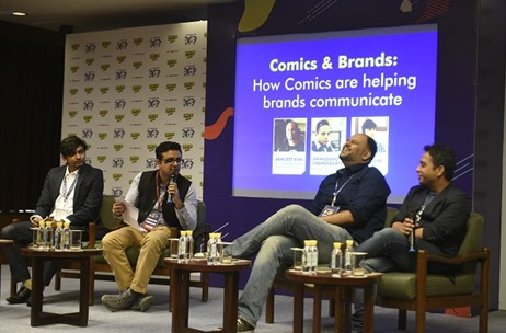 Inaugural Edition of the 'Pop Culture Forum' by Comic Con India Concludes on a High Note!