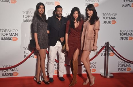 Cream Events execute the launch of Topshop & Topman for Jabong