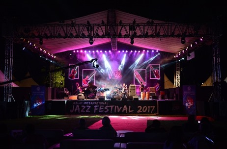 The 7th Edition of Delhi Jazz International Festival Managed by CS Direkt, Enthrals Audiences
