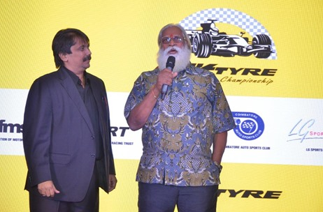 Motorsport Fraternity Celebrate at the JK Tyre FMSCI National Racing Championship Award Ceremony