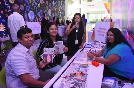 Pegasus Conference Services Engages Over 15,000 at Bring Your Family to Work Initiative for Reliance
