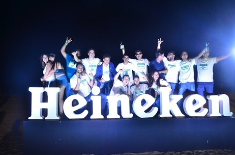Showhouse Manages & Executes the Heineken Foosball League for the 3rd Time in a Row