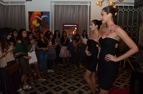 Vibgyor Manages the Launch of Nykaa 'So Matte' Lipstick with a Fashionable Bloggers' Meet