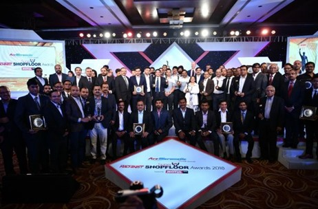 The Machinist Super Shopfloor Awards 2018 Witness Super Successful 4th Edition by Worldwide Media