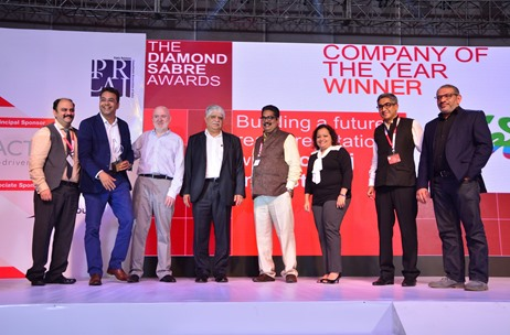 Epic India Events Executes the 4th Edition of The Sabre Awards South Asia 2016