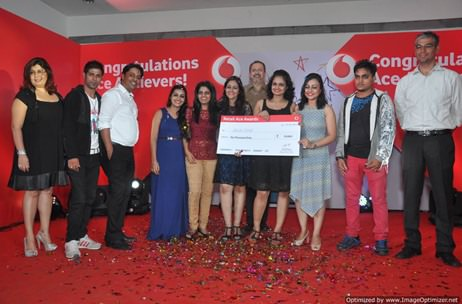 All In Events Executes Vodafone Retail Ace Awards In