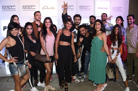 Myntra Sneaker Club Hosts its First Ever Pub Crawl in Mumbai