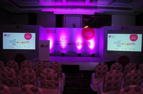 All In Events executes LG's annual B2B Channel Partner Meet in Bangalore
