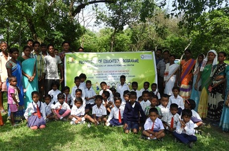 Dabur sets up Jivanti Remedial Education Centre in Tezpur to Help Struggling Learners