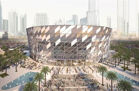 AEG Ogden to Manage New State-of-the-Art Dubai Arena Set to Open by 2018