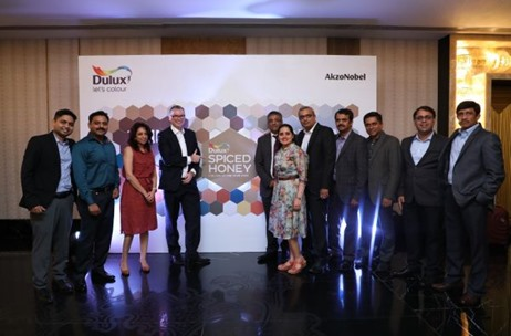 Vibgyor Organizes AkzoNobel Colour of the Year 2019 Launch Event