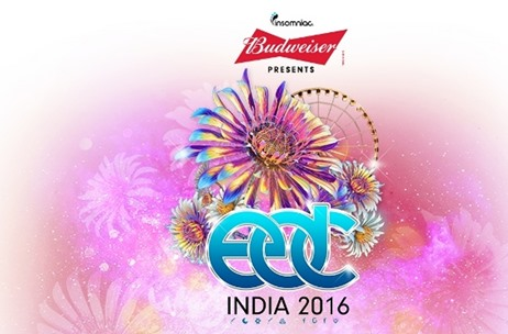 EDC India: Phase 2 of Artist Lineup Announced for Electric Daisy Carnival Presented by Budweiser