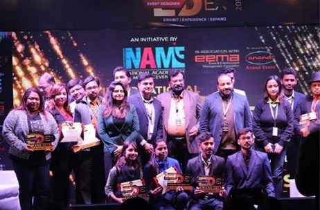 NAME in Association with EEMA Organizes the International Event Designers Expo in Kolkata
