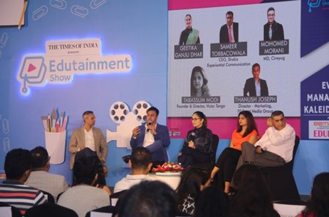 EEMA Edusymposium Witnesses A Great Response From Students At The Sixth Edition Of Edutainment Show