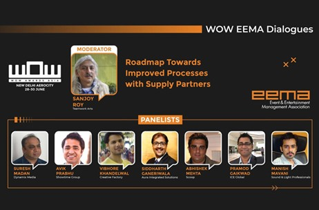 WOW Awards 2018 Host EEMA Dialogues on Roadmap Towards Improved Processes with Supply Partners