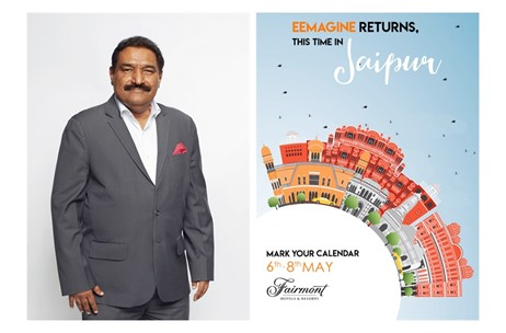 EEMA President Sabbas Joseph Announces May 6-8 as Dates for EEMAGINE 2018