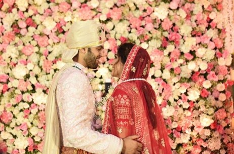 Pooja Doshi, Founder, Elusive Dreams Ties Knot with Beau at the Taj Mahal Palace, Mumbai