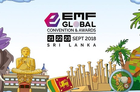 EMF Global Convention & Awards Set to Decode the Dynamics of Outbound Events & Weddings in Sri Lanka