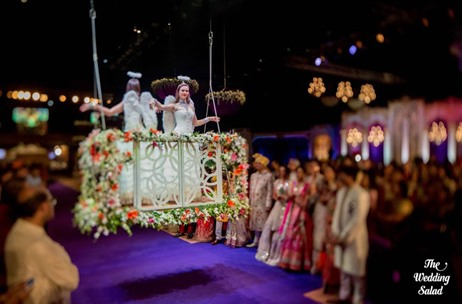 Exciting Entries Cool Entry Ideas For Your Next Wedding