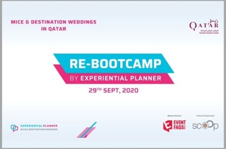 Experiential Planner Hosts RE-BOOTCAMP to Promote MICE and Destination Weddings in Qatar as Safe