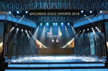 Epicurean Guild Awards by Living Foodz Raises a Toast to India's Finest Restaurants