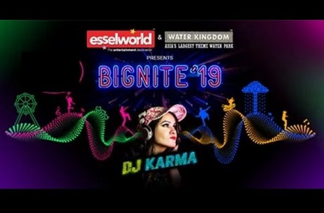 EsselWorld Hosts the New Year Party EsselWorld BigNite '19