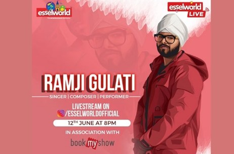 EsselWorld to Host a Live Session with Ramji Gulati at the 'EsselWorld LIVE' Series