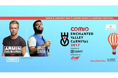 Mumbai Gears Up to 'Join the Tribe' as Comio Enchanted Valley Carnival 2017 Moves Base