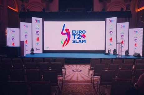 Wasim Akram Along With Dilip Vengsarkar Launches Euro T20 Slam In Dublin