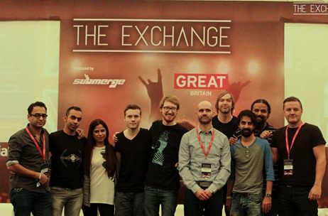 Chinapa, Sanyal, Morani and Tellis speak at The Exchange