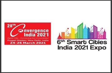 Phygital Event 28th Convergence India and 6th Smart Cities India Expo 2021 Concludes on a High Note