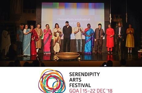 The Serendipity Arts Foundation Announces the Serendipity Arts Festival 2018