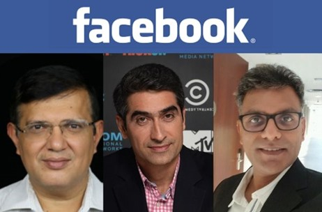 Facebook Supports its Growing Partnership in India with 3 Strategic Appointments