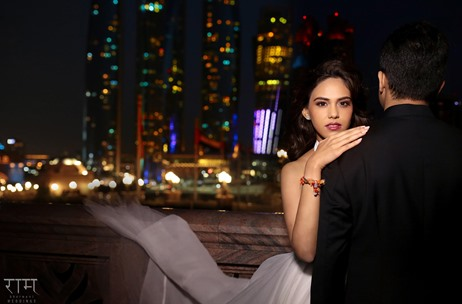 Ram Bherwani's Sensational Fashion Oriented Pre-Wedding Shoot in Abu Dhabi!