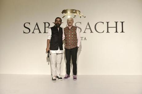 25019a4a2d2 Christian Louboutin X Sabyasachi Fashion Show Designed And Managed ...