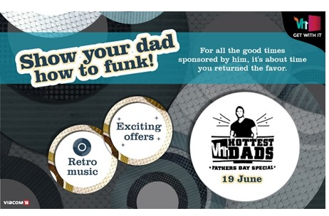Father's Day Special On-Ground Activities by Vh1 and Comedy Central
