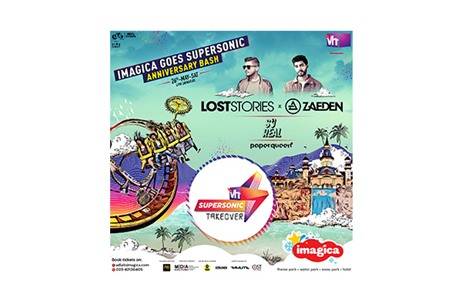 Imagica To Mark Its 5th Anniversary Year With Vh1 Supersonic Takeover