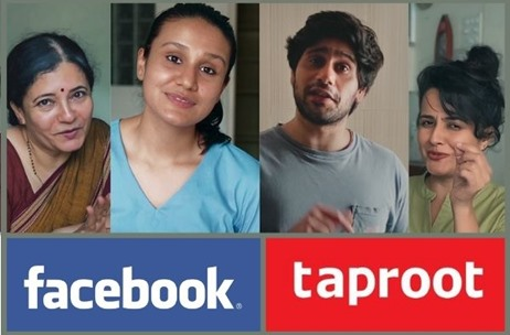 Facebook Launches 'More Together' Campaign by Taproot Dentsu