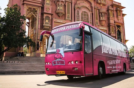 GS Worldwide Entertainment Provides 360-Degree Solutions to Jaipur Pink Panthers