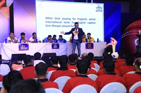 Fevicol Annual Sales Conference Conceptualised, Managed & Executed by OnStage