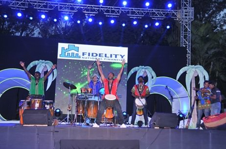 Brand Promotions executes Hawaiian theme fest for Fidelity National Financial