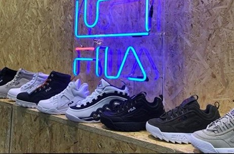 Fila India Showcases Autumn/Winter '17 Collection to 150 Partners with Vibgyor