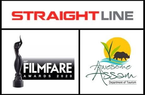 Straightline Brings ATDC as the Destination Partner for Filmfare, Receives 230 Million Sponsorship!