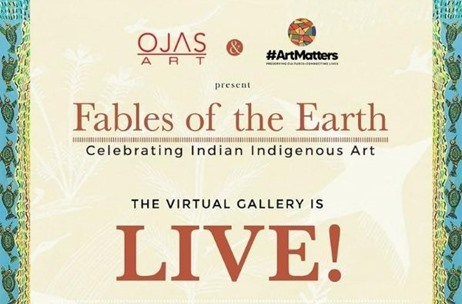 #ArtMatters and Ojas Arts' 'Fables of the Earth' Showcases Indigenous Art