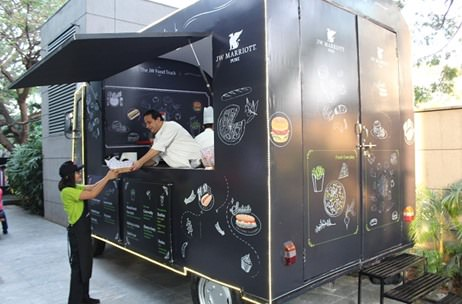 JW Marriott Launches Street Food Truck At Pune Baking Company