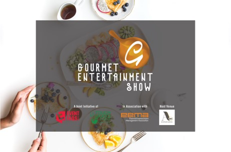 2 Weeks to Gourmet Entertainment Show 2019 – India's ONLY Experiential Showcase for F&B