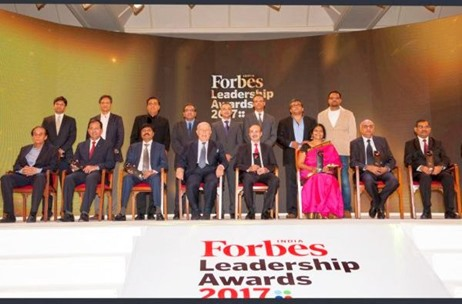 Percept ICE Innovates A Larger Than Life Celebration For Forbes India Leadership Awards 2017
