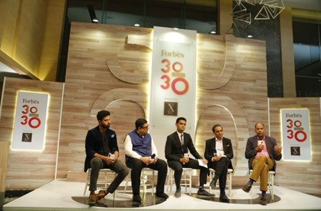 Forbes India's 30 Under 30 Soiree Managed by Brandwidth